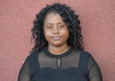 Nahambelelwe Neumbo - B.Tech:  Marketing,  4th Year Student