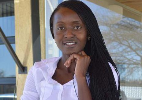 Suoma Nuunyango: 3rd year Bachelor of Accounting student